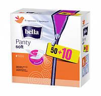 Гигиеническая ежедневная прокладка Bella Panty Soft 60 шт.