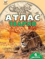 Енциклопедії: Атлас тварин (у)(Талант)