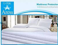 Махровое постельное белье непромокаемое в евро размере  U-tek Aress Premium