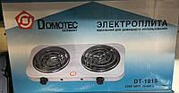 Электроплита Domotec DT-1015 спиральная