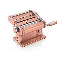 Marcato Atlas 150 Rosa машинка для изготовления домашней лапши и раскатки теста на лазанью,пельмени,вареники