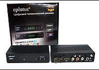 Цифровой эфирный тюнер Т2 Eplutus DVB-137T
