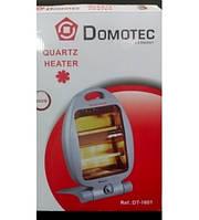 Электрообогреватель Domotec 800W DT-1601