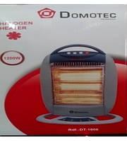 Электрообогреватель Domotec 1200W DT-1606
