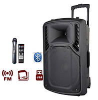 Автономная акустика EUROMAX EU-1506 USB/FM/Bluetooth