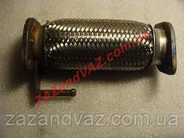 Гофра глушителя Ланос 1.4 Lanos 1.4 Grog 3-х слойная PZ-SN-1078