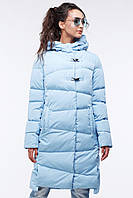 Длинное зимнее пальто Nui Very (Нью Вери) Бекки, р-ры 42,44,46,48,50,52,54