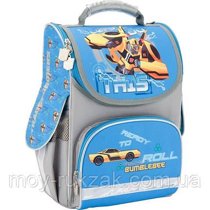 "Рюкзак ортопедический каркасный Kite ""Transformers-2"" TF17-501S-2, фото 2"