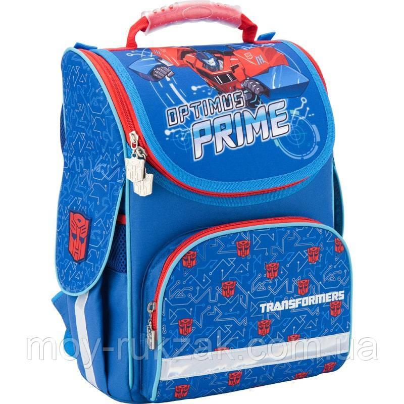 "Рюкзак ортопедический каркасный Kite ""Transformers-1"" TF17-501S-1"