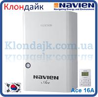 Газовый котел Navien Ace 16A Atmo дымоходный двухконтурный