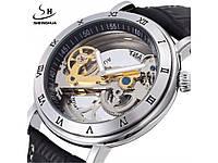 Часы мужские наручные механические Shenhua Air(реплика), фото 1