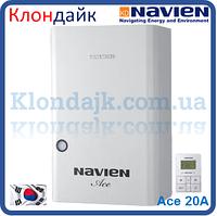 Газовый котел Navien Ace 20A Atmo дымоходный двухконтурный