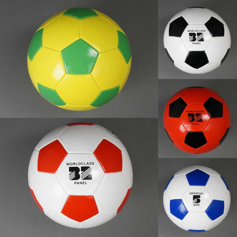 Мяч футбольный 32 панели размер 5 260-280 гр