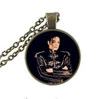 Подвеска Майкл Джексон на цепочке