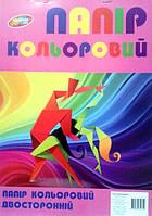 Двостороння кольорова папір формату А4,9 листів, фото 1