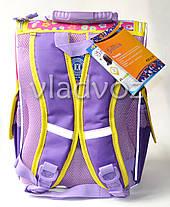Школьный каркасный рюкзак для девочек бабочки Smile, фото 2