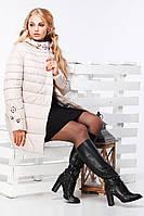 Очень теплая куртка женская зимняя Nui Very (Нью Вери) Марелла, р-ры 50,52,54,56,58,60