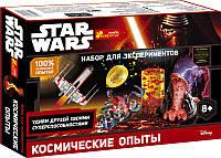 Подарочный набор Космические опыты STAR WARS9785детский научный набор