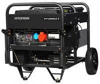Генератор бензиновий Hyundai HY 12000LE-3