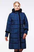 Женское зимние пальто Nui Very Анеля р-ры 48,50,52,54,56,58,60,62,64