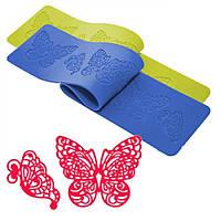 Коврик для айсинга Бабочки, фото 1