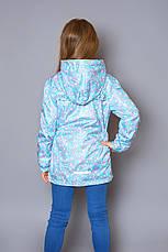 Куртка-ветровка детская для девочки, фото 2