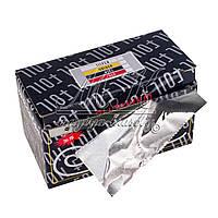 Фольга для снятия гель-лаков и мелирования, ширина 12 см, длина 50 м, в коробочке с резаком