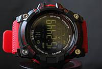 Спортивные часы Skmei Smart ( bluetooth) watch. 1227 (red ) New 2017 Гарантия! , фото 1