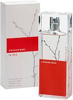 Женская туалетная вода Armand Basi In Red (Арманд Баси Ин Ред) реплика