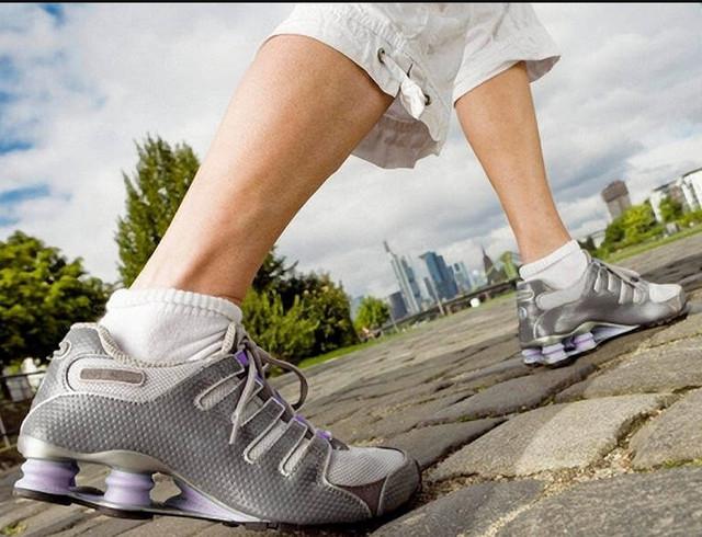 Амортизация в кроссовках
