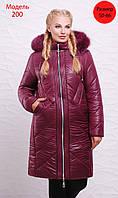 Пальто зимние женские, фото 1