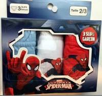 Трусы для мальчика Spiderman 6-8 лет