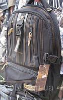 Рюкзак из прочной Gold Be ткани B756 средний