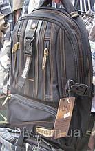 Рюкзак з міцної Gold Be тканини B756 середній