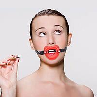 Кляп расширитель для рта на ремешке. БДСМ. 3 цвета