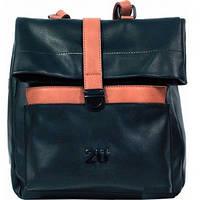 Стильный рюкзак для девочки OLLI Style 2U-2815-BL New(2017)