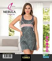 Ночная рубашка женская 13003 виcкоза Nebula