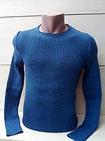 """Джемпер мужской коттоновый, размеры 46-50 (3 цвета) Серии """" BACARDI """" купить оптом в Одессе на 7 км, фото 1"""