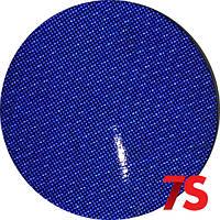 Катафот (отражатель) с оптической системой из микропризм на самоклейке круглый д. 50 мм, синий