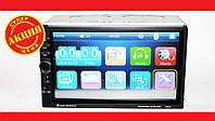 """Магнитола 2din Pioneer 7021 7"""" Экран + AV-in + пульт на руль. Высокое качество. Купить онлайн. Код: КДН2166"""
