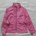 Женская курточка-ветровка розовая размер 38 (ICON, Турция), фото 2