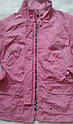 Женская курточка-ветровка розовая размер 38 (ICON, Турция), фото 3