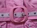 Женская курточка-ветровка розовая размер 38 (ICON, Турция), фото 7