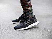 Кроссовки Adidas Ultra Boost ЧБ Классик 41-45 рр