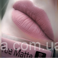 Матовая жидкая помада Relouis Nude Matte Complimenti - 14, фото 1