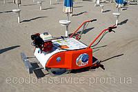 Машина для уборки пляжей Delfino
