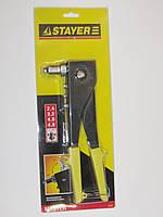 """Заклепочник STAYER """"MASTER"""" поворотный, 90-180 градусов, 2,4-4,8 мм"""