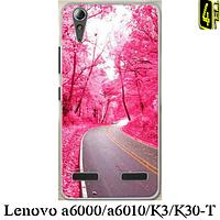 Чехол для Lenovo a6000/a6010/K3, бампер, F023, розовый лес