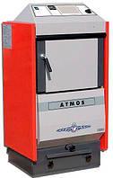 Полугазифицированный (пиролизный) котёл Atmos (Атмос) D 21