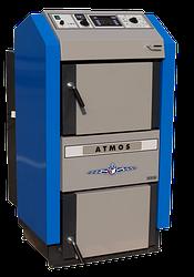 Atmos DC 40 SX (пиролизный котел на дровах, 40 кВт)